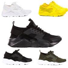 Scarpe Uomo Donna Ginnastica Sneakers Pelle PU Corsa Run Tipo Air huarache  T11s