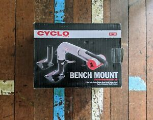 Cyclo Bench Mount (excludes Clamp Head) Bike Repair Stand accessory