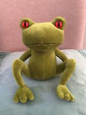 JellyCat medio Tad Tree Frog BNWT