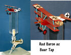 Red Baron  as beer tap