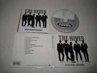 THE HIVES/VENI VIDI VICIOUS(BURNING HEART/BHR 1055)CD ALBUM
