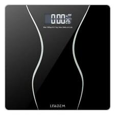 400lb Bathroom Digital Body Weight Scale Electronic LCD With Step-On Technology