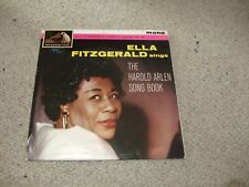 ELLA FITZGERALD - HAROLD ARLEN VOLUME 2 = HMV CLP 1480 MONO 1ST PRESS