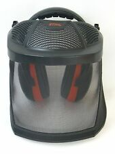 Stihl Gesicht- und Gehörschutzkombination, kurz, Nylongitter 0000 884 0566