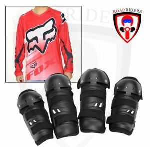 Motorcycle Dry Fit Jersey Longsleeve With Gear Set - (RED/WHITE) SMALL