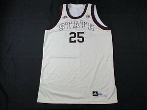 Mississippi State Bulldogs adidas Jersey Men's Used Multiple Sizes