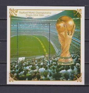 s5973) KOREA 1985 MNH** WC Football'86 - CM Calcio S/S