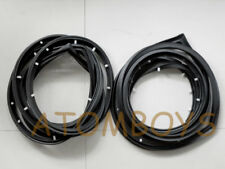 FORD CORTINA 1600E GT MK2 2 DOOR SALOON RUBBER SEALS WEATHERSTRIP SUPER DELUXE