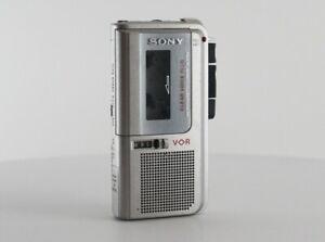 Sony M570V Micro Cassette Tape Voice Recorder - Grade A (M-570V/SC)