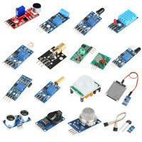 16 in 1 Sensor Module Kit for Arduino UNO Mega2560 Nano Raspberry Pi 3 2 Model B