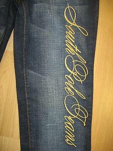 Southpole Ladies Designer Jeans - Stretch Low Rise - Various Designs