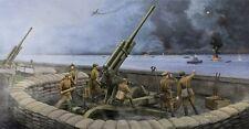 02342 Trumpeter Static Model 1/35 Soviet 52-K 85mm Air Defense Gun M1943