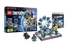 LEGO Dimensions-STARTER PACK PER PLAYSTATION 3 ps3 | 71170 | incl. TOY pad etc