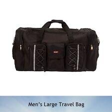 56L Travel Bag Carry-On Waterproof Luggage Camping Sport Handbag Duffle Bag 23in