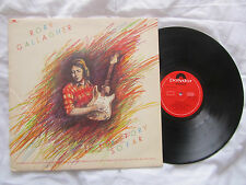 RORY GALLAGHER The Story So Far LP1st UK PRESS1975 POLYDOR- ACB Textured sleeve