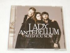 Need You Now by Lady Antebellum (CD, Jan-2010, EMI Capitol Records) Ready to Lov
