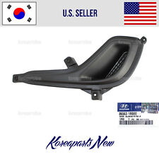 HOLE COVER FRONT BUMPER LEFT (DRIVER SIDE) 865631R000 HYUNDAI ACCENT 2012-2017