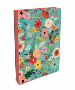Studio Oh! Secret Garden coptic bound notebook #80959