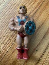 New ListingVintage Motu Masters of the Universe He-Man Plastic Clip-On