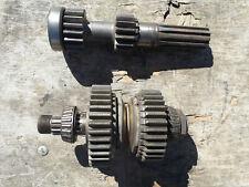pignons arbres de transmission boite inverseur nanni diesel tmc40