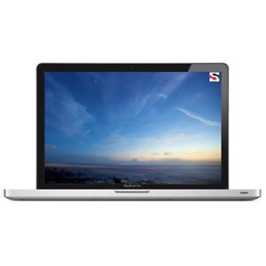 Apple MacBook Pro Notebook P8400 2.26GHz 8GB 750GB 13.3 - OS X 2015 Added !!