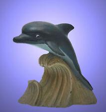 Aquarium Deko ❤️ SPRINGENDER DELPHIN ❤️ Dekoration Zubehör Terrarium Fische