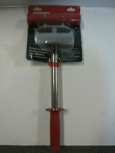 2 x Roberts Floor Roller Extendable Handle For Vinyl • Linoleum • Wall Paper