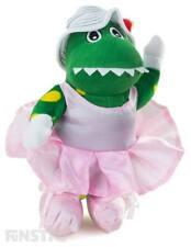 Dorothy the Dinosaur Ballerina Plush Toy | Dorothy the Dinosaur Toys The Wiggles