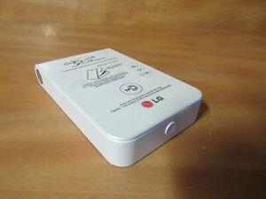 LG Pocket Photo Printer PD239W. iOS/Android/Windows No ink. FAST FREE SHIPPING.