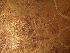 La Veneziana Vliestapete Marburg Tapete EDEL BAROCK gold rost 77724 Mediterran (