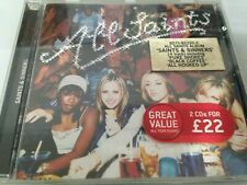 ALL SAINTS - SAINTS & SINNERS CD (ACC) PURE SHORES, BLACK COFFEE, ALL HOOKED UP