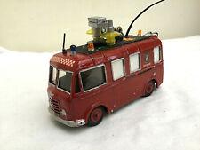 DINKY Code 3 Transmitter Van SURREY FIRE BRIGADE