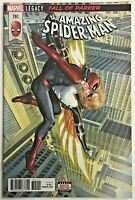 """AMAZING SPIDER-MAN#791 NM  2018 """"FALL OF PARKER"""" MARVEL COMICS"""