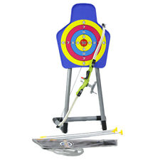 Kids Toy Archery Bow and Arrow Set with Target and Stand (9922-27)