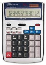 NIB Compucessory CCS22083 Scientific Calculator, PC Link, Solar or AC