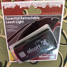 NEW - W/Defect (sticky) Alcott Essential Retractable Dog Pet Leash Light Walking