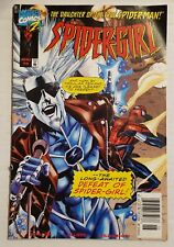 """Spider-Girl #9 Vol 1 Marvel Comics 1999 NS Edition """"Defeat of Spider-Girl"""""""