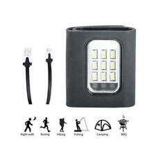 LED COB Running Chest Safety Lamp Light Walking Warning Night Light USB Charging