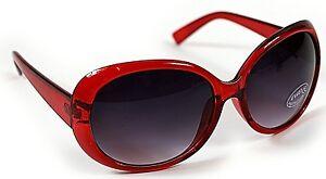 New Women Girls Large Frame Vintage Retro Oval 80s Sunglasses UV400 Classic