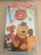 fun song factory colours collywobbles hide and seek  VHS Video