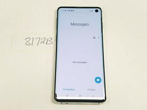Samsung Galaxy S10 SM-G973U - 128GB - Prism White (Sprint-Unlocked) (8172B)