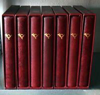 DEUTSCHE POSTHISTORIE Sammlung aus dem Abonement Viele postfrische Ausgaben