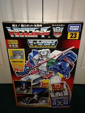 Fortress Maximus G1 Reissue Encore 23 Transformers Takara 2013 MISP! SEALED!