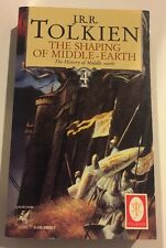 The Shaping of Middle Earth by J.R.R.Tolkien Paperback FIRST EDITION 1995