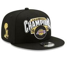 Los Angeles Lakers New Era 2020 Team Locker Room 9fifty Hat SnapBack Cap Gift