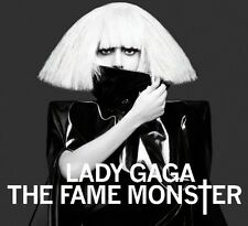 Fame Monster: Deluxe Edition - 2 DISC SET - Lady Gaga (2009, CD NUEVO)