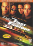 Fast and the Furious - DVD NUOVO