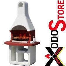 Barbecue in muratura a carbonella SUNDAY modello KORSIKA  BBQ chiama x sconto