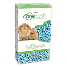 Paper Bedding Complete Natural Liters Hamster Rabbit Gerbil Guinea Pig Blue New
