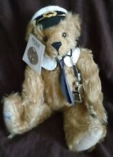 MERRYTHOUGHT TIDE-RIDER US EXCLUSIVE TITANIC RESCUE BEAR WITH WHISTLE & TAGS